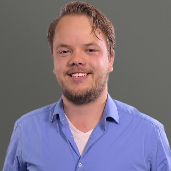 Tjalling Herder editor bij Qviv Videoproducties