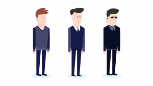zzpwerkveiling.nl karakter ontwerp